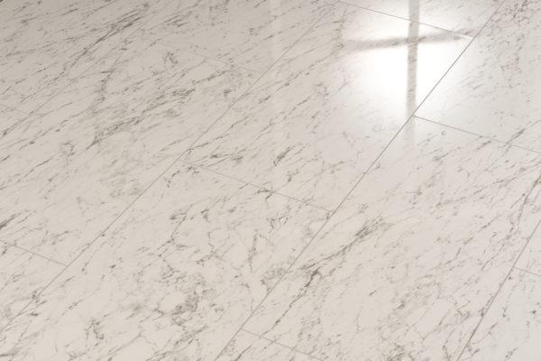 HDM Laminat Brilliant Life Carrara Weiß 775530-2962