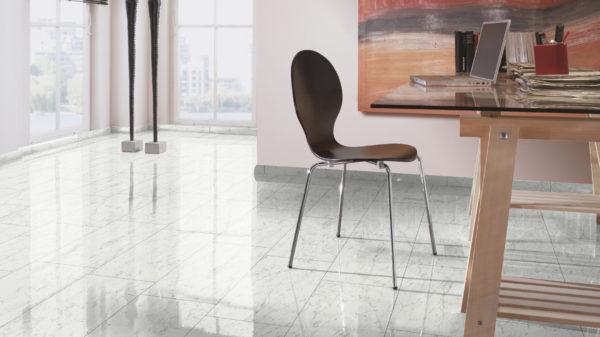HDM Laminat Brilliant Life Carrara Weiß 775530-2964